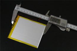 Wholesale Sanei Tablet Inch - 3082105 4000mah 3.7V Li-Po Battery Tablet update Battery For 8 inch,9 Inch Cube,PIPO S2, CUBE,ONDA,Ainol Sanei N83 Tablet PC
