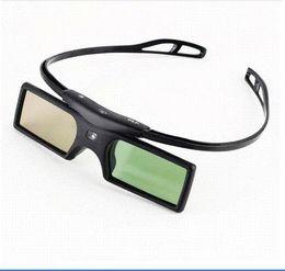 Wholesale Dlp Link 3d Active Glasses - DLP Link 3D Shutter Glasses Active Shutter 3D Glasses 3D DLP Link projector glasses for ViewSonic PJD5133 PJD5523 PJD5233 EQ48