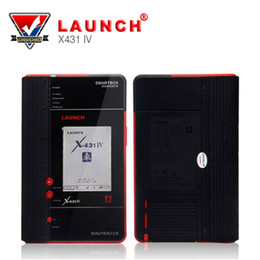 Wholesale Internet Cable Tool - [Authorized Distributor] Universal Auto Diagnostic Scanner Tool Launch X431 IV Update Via Internet Free Shipping