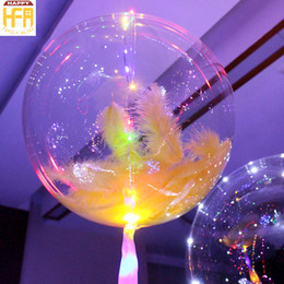Wholesale Perfect Clear - New Arrival Clear Balloons Baby Shower High Transparency Birthday Balloons Perfect For Birthday Wedding Party Decoration 3 Sizes