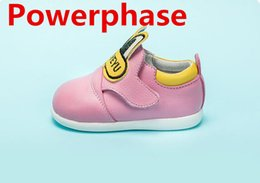 Wholesale Perfect Power - Lucus's store Power phase00 perfect version baby shoe baby first walkers (true to size) all white any two pairs free dhl double box