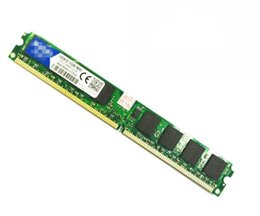 Wholesale 1gb Ram Desktop - Brand New RAM 1G DDR2 800 PC1-6400 Memory Chip Support Dual Channel 2G Suitable for Desktop computer