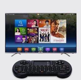 Canada Mini Clavier Sans Fil 2.4GHz Anglais Air Mouse Clavier Télécommande Touchpad Pour Android TV Box Notebook Tablet Pc supplier english notebooks Offre
