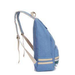 Wholesale Cheap Rucksacks - New brand Backpacks 2016 Cheap Canvas Shoulder School Bag Bookbag for women girls Travel Rucksack