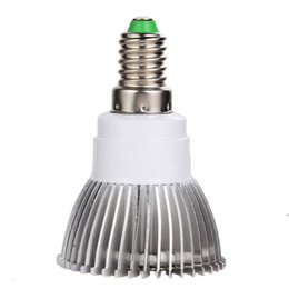 Wholesale E14 Plant - Full spectrum Grow light 18W E14 LED growing plants Grow lamp ,lampara led cultivo ,led lamp for flower plant Hydroponic E5M1 order<$18no tr