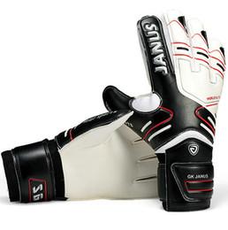 Wholesale Latex Gloves Sale - Football goalie gloves Blue full latex Hot sale goalkeeper hand Designer soccer game goaltender Cool finger protection
