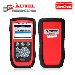 Wholesale Airbag Service Tool - Wholesale-Hot Sell Autel MaxiCheck Pro EPB ABS SRS TPMS DPF Oil Service Airbag Rest tool Diagnostic Function free online update