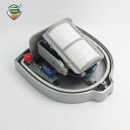 sensore pi Sconti All'ingrosso- (1 pz) Wired Outdoor Dual PIR Sensor con funzione impermeabile di difesa personale movimento di sicurezza domestica PIR rilevatore di movimento