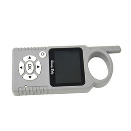 Wholesale Baby Bmw - Handy Baby CBAY Hand-held Car Key Copy Auto Key Programmer for 4D 46 48 Chips CBAY Chip Programmer Update Ver 468 KEY PRO III