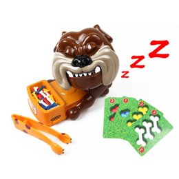 Wholesale Dog Gag - Wholesale- Dog Bite Tricky Toys Careful Vicious The Hand Paternity Interactive Games Toys Gags Practical Jokes For Baby