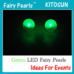 Wholesale Mini Magic Fairy - 100% Waterproof Fairy LED Pearls Magic LED Berries Floating LED Mini Ball Light 12 Colors Available 120pcs  lot
