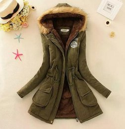 Wholesale Design Jacket For Women - Winter Coat Women New Women Winter Jacket For Women Hooded Long Section Down Coat Slim Waist Thick Parkas Outwear