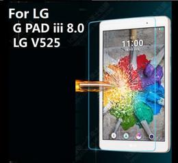 Pour LG G PAD V400 V480 V500 V700 V495 V930 VK815 V525 8.0 FHD F2 Protecteur D'écran En Verre Trempé Echo Show 9H Premium 400PC / lot ? partir de fabricateur
