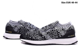 Wholesale Pink Camping Gear - Ultra Boost Uncaged Men Running Gear Running Sneakers Hiking Shoes Cheap Ultra Boost UNCAGED Black Sneakers
