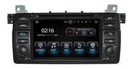 "Wholesale Bmw E46 Radio Android - Android 7.1 1024x600 HD 7"" screen Car stereo Navigation For BMW E46 M3 with car dvd gps audio video support DAB OBD"