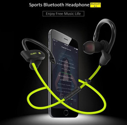 Wholesale Chinese Phones For Sale - Hot Sale Sports Wireless Bluetooth V4.1 Earphones Stereo Earbuds Headset Bass Headphones with Mic for iPhone 6 7 Samsung Phone