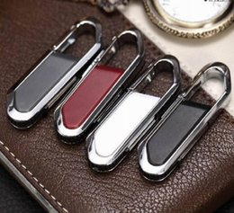 Wholesale Usb Memory Stick Casing - Swivel metal case usb flash drive pen drive 4GB 8GB 16GB 32GB pendrive real capacity memory stick disk