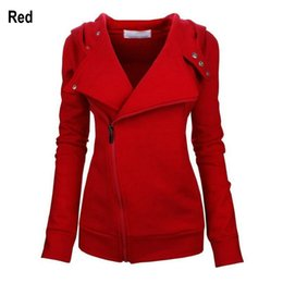 Wholesale Product Clothing Colors - Women Autumn Winter Coat lady Women Coat zipper long sleeve casual clothing fashionable designs top-selling products 6 colors