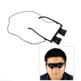 Wholesale Style Magnifier - New 3X28 Magnifier Eyeglass Style Optics Fishing Binoculars Telescope Fishing Eyeglasses Hot Sale