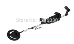 Wholesale Metal Detector Gold Free Shipping - Wholesale-Free shipping by EMS 1PCS ground search metal detector for gold coin MD-2500 Digger Treasure 1.5m detecting depth Waterproof