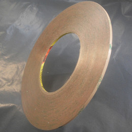 Wholesale 2mm Double Tape - 3M 9495LE #300LSE 2mm*55m Double-Sided Adhesive Tape Transparent For Repairing Cellphone Touch Screen Lcd Led Display