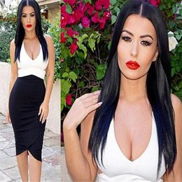 Wholesale Cheap Human Yaki Hair - Cheap Silky Straight Lace Front Wigs Human Hair Wigs Natural Color Indian Hair Glueless Full Lace Wig Middle Parting