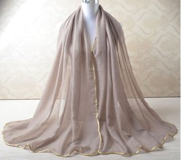 Wholesale Wholesale Price Rims - Free shipping Woman Plain Rim Cotton Viscose Scarf Fashion shawl Head Wrap Cheap Price Hot Sale New Design Scarves Shawls Wholesale Retail