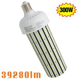 Wholesale Nature Workshop - 300W LED Corn Bulb Replace 1500W MH Warehouse Workshop High Bay Light 6000k Bright White E39 Mogul Base 110V 120V 277V