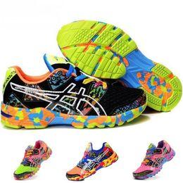 Wholesale Cool Shoe Brands - New Brand Gel Noosa TRI 8 VIII Running Shoes For Women & Men, Fashion Cool Marathon Race Stable Lightweight Sneakers Eur Size 36-45