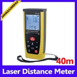 Wholesale Protable Laser - 1.5V Battery high quality digital protable mini laser distance meter MOQ=1 free shipping