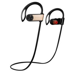 Wholesale Cell Phone Testing - 2016 New 4.0 wireless bluetooth earphones headphones sports headsets for iphone 100% strict test AAAAA quality fast ship DHL