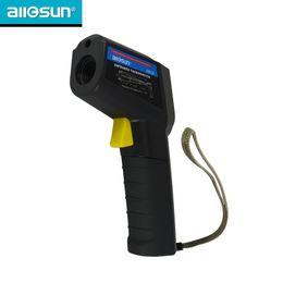 Test de température tenu dans la main de pistolet de thermomètre infrarouge numérique sans contact de haute précision tenu dans la main ? partir de fabricateur