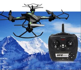 Wholesale Uav Vehicle - uav aerocraft; aerobat; air vehicle Four axis aerial vehicle aerial HD combat model aircraft remote control helicopter toy children