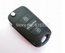 Wholesale Remote Control Hyundai - New Hyundai Elantra Folding Remote Key Control 433MHZ Without Chip + car control block control toy