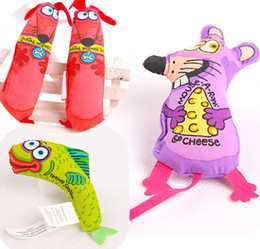 Wholesale Cheese Cat Toy - Wholesale Pet Products Pet Toy Fatcat Toy Fat Cat With Catmint Catnip Cheese Mouse Hot Sale 3136#