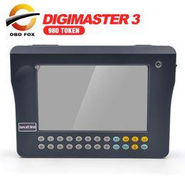 Wholesale Online Odometer - 2017 Hot sale Digimaster 3 100% Original Odometer Correction Update Online Digimaster 3 with 980 Tokens super scanner In stock