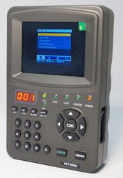 KPT-968G Medidor de satélite satelital de alarma de señal MPEG4 de 3,5 pulgadas TFT LED desde fabricantes