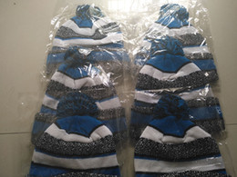 Wholesale Football Parties - 2018 new Football Beanies All Teams Beanies Caps Fashion Knitted Beanie Caps Top Winter Caps Basketball Beanie Hat for Cheap