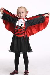 Wholesale Vampire King - cartoon interesting comfortable Children's costume Europe and the United States boys cosplay Halloween dancer Vampire king Jue