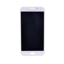 NUEVOS paneles táctiles móviles del teléfono celular Reparación de la asamblea de Lcds Digitizer TFT Repuestos pantalla LCD para Samsung Galaxy E5 2015 e500 desde fabricantes