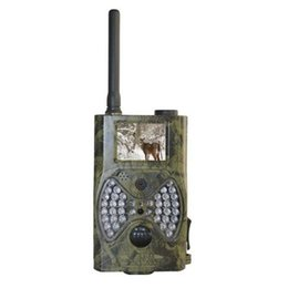 Wholesale Hunting Camera Email Mms - 2 inch LCD Waterproof MMS SMS Email 1080P HD PIR Wildlife Scouting Game Hunting Trail Camera Cam With 34pcs IR Night Vision LEDs