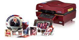 Wholesale T Shirts Printers Machines - Hotter sale CE Approved ST-3042 mobile case t-shirt mug 3d heat pressmacine 3d sublimation vacuum machine
