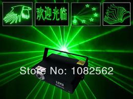 Wholesale Show Laser 1w Green - 1W SD Card Green laser light animation disco night club dj lighting outdoor laser light show