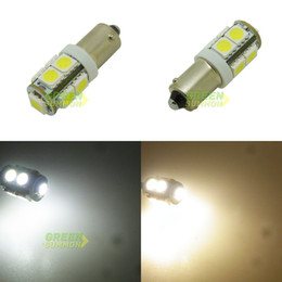 Wholesale Lionel Light Bulbs - NEW E10 EY10 T3.25 9-SMD 5050 LED Lights DC 12V Miniature Screw Bulb lamp for DIY LIONEL
