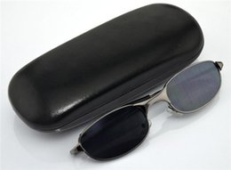 Wholesale Man View - Cool Outdoor Spy Sunglasses Rear Mirror View Rearview Behind Anti-tracking Monitor and look like an ordinary pair of sunglasses w Retail Box