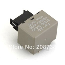 Wholesale Electronic Signal Flasher - 8-Pin 81980-50030 066500-4650 Electronic LED Flasher Assy Relay Fix For Lexus Scion or Toyota LED Turn Signal Light Bulbs
