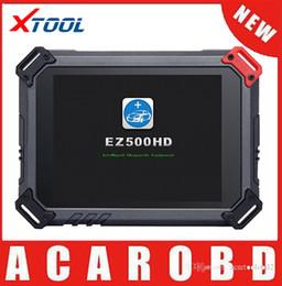 Wholesale Wifi Online - 2016 Promotion 100% Original Xtool EZ500 Heavy Duty truck diagnostic tool ,EZ500 diesel scanner free update online and free ship