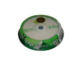 Wholesale Banana Boxes - banana can print D9 DVD + R DL8.5 G burn disc disc blank CD 10pcs lot