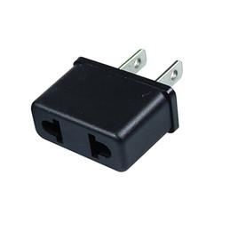 5 Teile / los Universal EU zu US reisekonverter AC Power Plug Adapter Stecker für led lichterkette von Fabrikanten