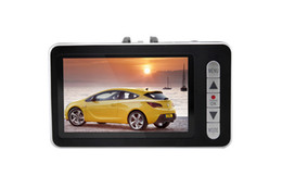 Wholesale Elantra Camera - full 1080P Car DVR Novatek 96650 Blackview Camera Recorder with G-sensor HDMI IR Night Vision special car camera for hyundai elantra